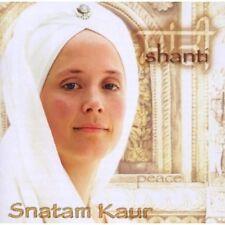 Snatam Kaur - Shanti [New CD]