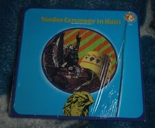 VOODOO CEREMONY IN HAITI 1974 US LP OLYMPIC RECORDS OL-6113,