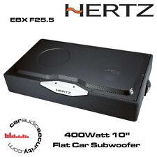"""Hertz Energy EBX F25.5 10"""" 250mm 400Watt Flat Subwoofer"""