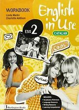 (CAT).(14).ENGLISH IN USE 2N.ESO C (WORKBOOK).CATALA. ENVÍO URGENTE (ESPAÑA)