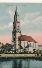 AK, Neugersdorf, Kirche, Prägekarte (G)19172