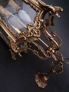Franz barock Lampe Laterne deckenlampe LÜSTER KRONLEUCHTER CHANDELIER leuchter