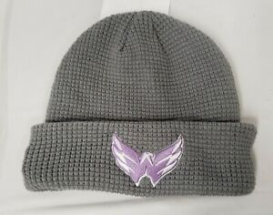 Brand New Official NHL Washington Capitals Sport knit Hat