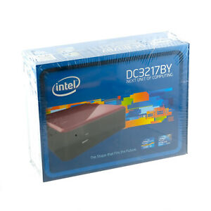 Intel NUC Kit DC3217BY Compact SFF Core i3 Barebones PC with Thunderbolt