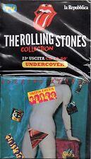 Rolling Stones Collections Mondadori Cd Digipack Blisterato Undercover