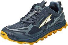 ALTRA Men's Lone Peak 4.5 Trail Running Shoe, Carbon Blue, 9 D(M) US