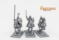 Fireforge Games - Deus Vult - Russian Chernyeklobuki Command - 28mm