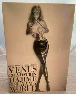 "Hajime Sorayama 1/4 VOLKS Venus ""Blind Beauty"" - New Unopened"