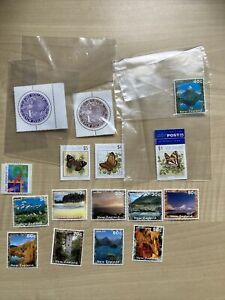 new zealand stamps Selection MNH