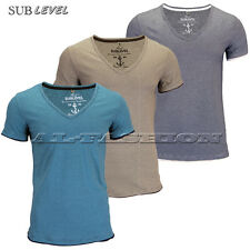 Sublevel - Layerstyle T-Shirt HERREN SHIRT Gr.S/44,M/46,L/48,XL/50,XXL/52
