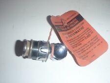 NOS Rear Seat Cigar Cigarette Lighter Knob & Element 1951-1954 Kaiser & Frazer