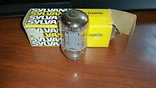 NOS RCA 6MD8 tube, in a Sylvania replacement box. Tested good!