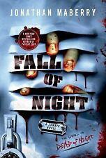 FALL OF NIGHT (9781250034946) - JONATHAN MABERRY (PAPERBACK) NEW
