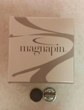 MagnaPin - How to wear a brooch or pin without putting hole in fabric!