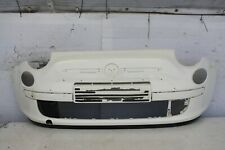 FIAT 500 FRONT BUMPER 2008 TO 2015 735426888 GENUINE