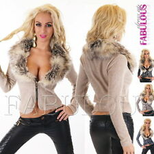 Polyester Winter Basic Jackets for Women