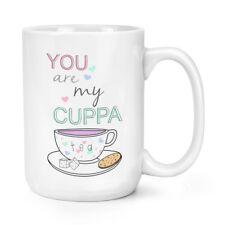 Vous Êtes Mon Cuppa Thé 426ml Mighty Tasse - St. Valentin Petit Copain Copine