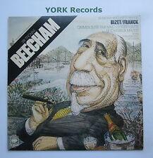 61877 - BIZET - Carmen Suite / Fair Maid Of Perth Suite BEECHAM - Ex LP Record
