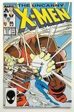 The Uncanny X-Men #217 - Juggernaut Cover Marvel Comics 9.2