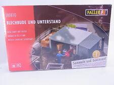 LOT 39029 | Faller HO 180810 Blechbude und Unterstand Bausatz NEU in OVP