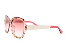 GUCCI GG 3803/F/S Square Floral Rose Pink Gradient Women Sunglasses 2F616