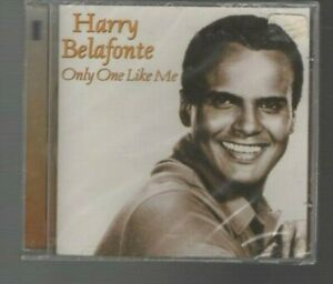 Harry Belafonte - Only One Like Me (CD) new