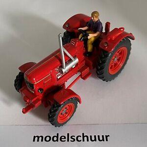 Siku 3462 - Deutz D 9005 (rot / SSC März 2014) - Sondermodell 2014