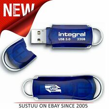 Integral Courier 32GB USB 2.0 Flash Drive│Superspeed│USB│Pen Drive│Memory Stick│