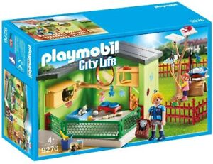 Playmobil 9276 City Life Purrfect Stay Cat Boarding 76 Pieces Ages 4+