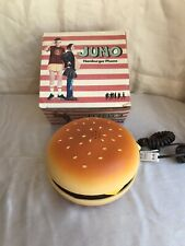 "2007 Film Merchandise ""Juno"" Hamburger Phone + Box WORKING"
