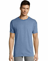 Hanes Men T-shirt 4-Pack Short Sleeve Heritage Dyed Crewneck Asssorted Colors