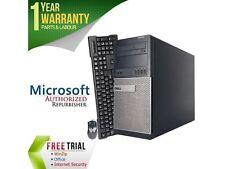 DELL Desktop Computer 990 Intel Core i5 2nd Gen 2400 (3.10 GHz) 8 GB DDR3 2 TB H