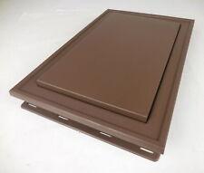 Mid-America Jumbo Vinyl Mounting Block Cocoa 32701326 #7h5