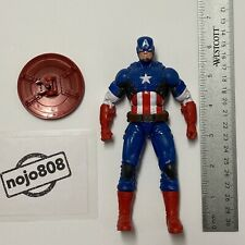"Marvel Legends Hasbro CAPTAIN AMERICA 6"" Action Figure Avengers With Shield"