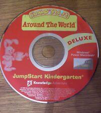 Jumpstart Around The World Deluxe Jumpstart Kindergarten