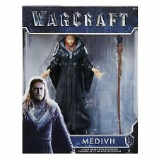 Warcraft 6 Inch Action Figure - Medivh  *BRAND NEW*