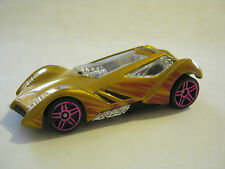 Hot Wheels Gold Sinistra, dated 2002 (EB8-30)