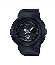 Casio Baby-G * BGA190BC-1B Dual Dial World Time Black for Women COD PayPal