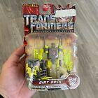 Transformers Revenge of the Fallen - DIRT BOSS (Forklift) - New Sealed  - 00200