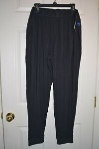 NWT $100 Under Armour Athlete Recovery Men Sleepwear Pants 1300008-001 Black