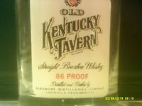 Old Kentucky Tavern Whiskey Glass