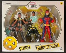 MARVEL Legends STORM & THUNDERBIRD Target EXCLUSIVE 2 Pack Series