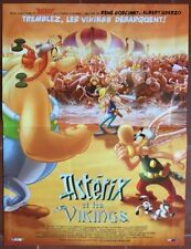 AFFICHE ASTERIX ET LES VIKINGS 4x6 ft Bus Shelter Original Movie Poster 2006