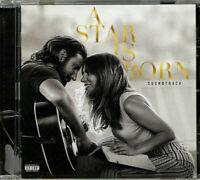 A Star Is Born Soundtrack CD Album Lady Gaga Bradley Cooper Film Movie