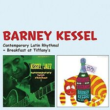 Barney Kessel - Contemporary Latin Rhythms [New CD] Spain - Import