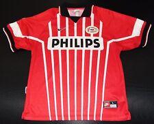 PSV Eindhoven 96-98 Cocu Home Shirt Barcelona Jersey Netherlands Maglia Holland