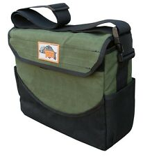 Tusker Canvas Shoulder Tool Bag Multi Purpose - SMALL