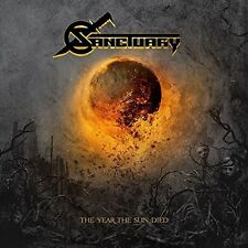 Sanctuary-the year the sun soldats (LTD. MEDIABOOK pm EDT.) CD NEUF