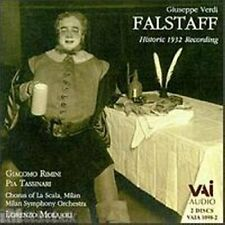 RIMINI - VERDI:FALSTAFF [CD]
