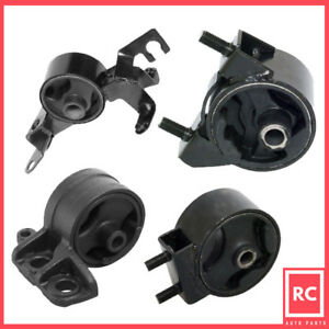 1997-2003 Ford Escort 2.0L Motor & Trans Mount 4PCS w/ Manual
